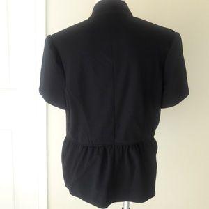 Michael Kors Tops - Michael Kors Black Top Size 2X